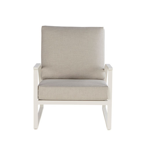 A.R.T. Furniture Cityscapes Outdoor Parker Cushion Club Chair Set of Two