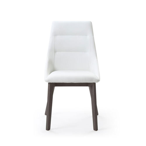 Siena White Dining Chair