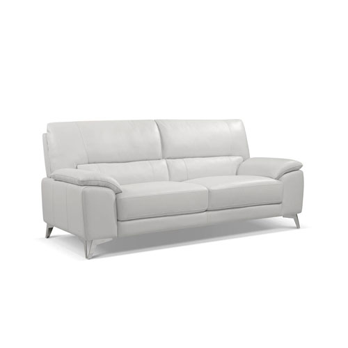 Tatiana White Sofa