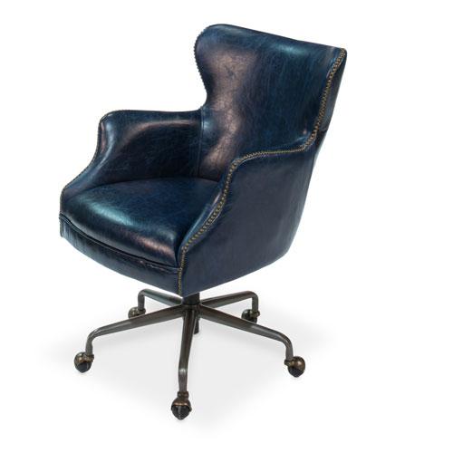 Blue Nevill Office Chair