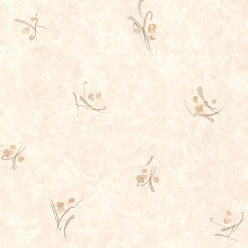 Roth Beige Paint Stroke Texture Wallpaper
