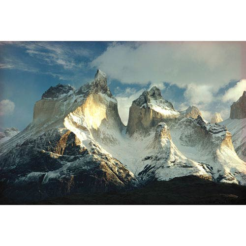 WallPops! Mountain Wall Mural