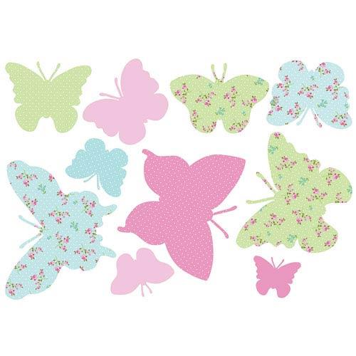 WallPops! Butterflies Maxi Stickers