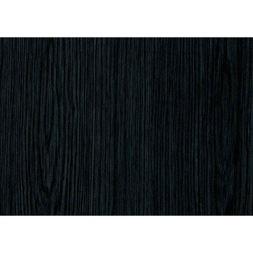 WallPops! Black Wood Adhesive Film, Set of Two