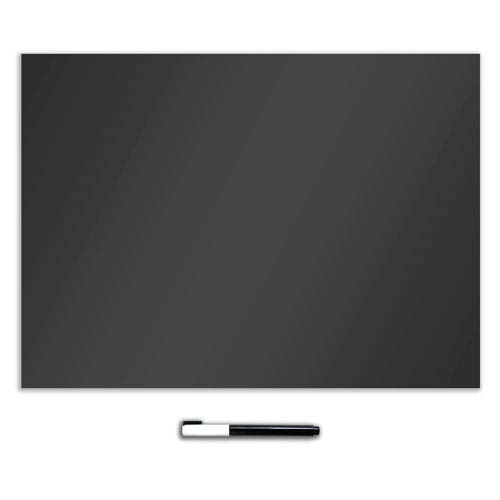 Black Message Board Decal