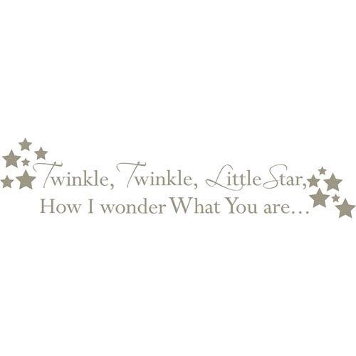 Twinkle, Twinkle Nursery Rhymes