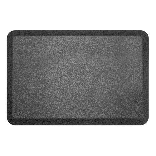 WellnessMats Granite Steel 3x2 Premium Anti-Fatigue Mat