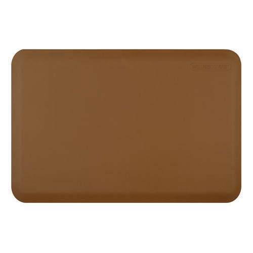 WellnessMats Original Tan 3x2 Premium Anti-Fatigue Mat