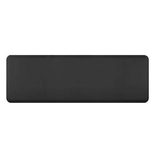 WellnessMats Original Black 6x2 Premium Anti-Fatigue Mat