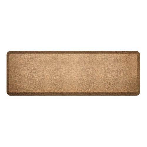 WellnessMats Original Granite Copper 6x2 Premium Anti-Fatigue Mat