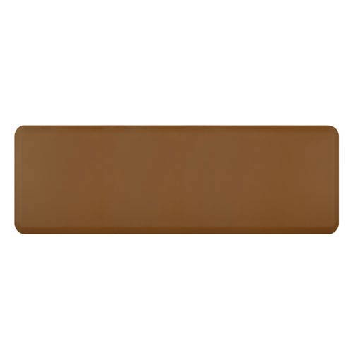 WellnessMats Original Tan 6x2 Premium Anti-Fatigue Mat