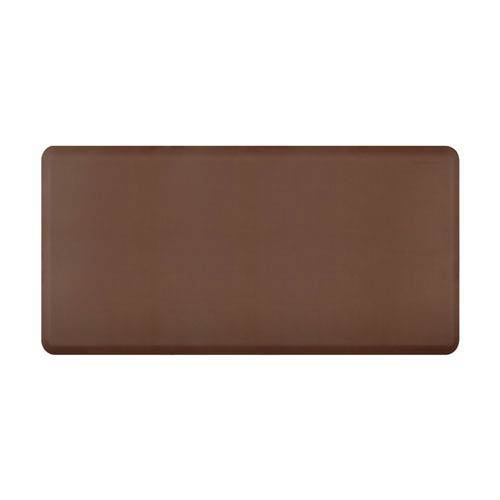 WellnessMats Original Brown 6x3 Premium Anti-Fatigue Mat