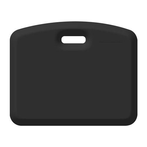 WellnessMats Companion Black Premium Anti-Fatigue Mat