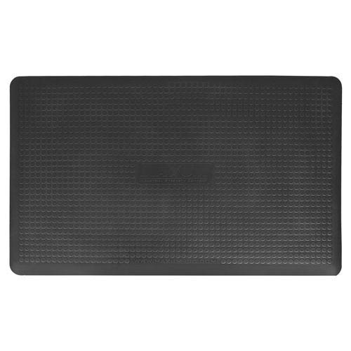 WellnessMats Maxum Black 5x3 Premium Anti-Fatigue Mat