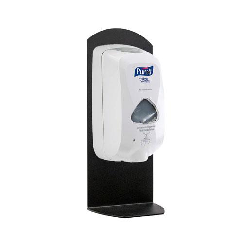 Black Wall Mount Station Hand Sanitizer Dispensers