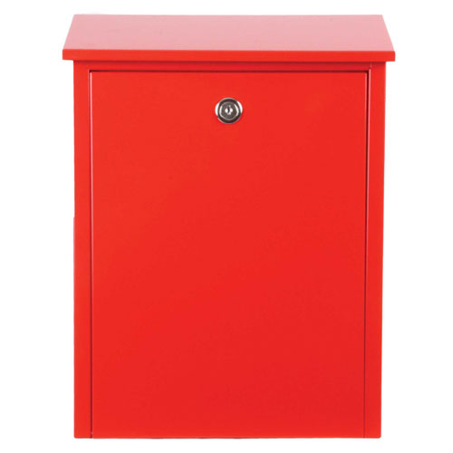 QualArc Allux Series Red Mailboxes Allux 200