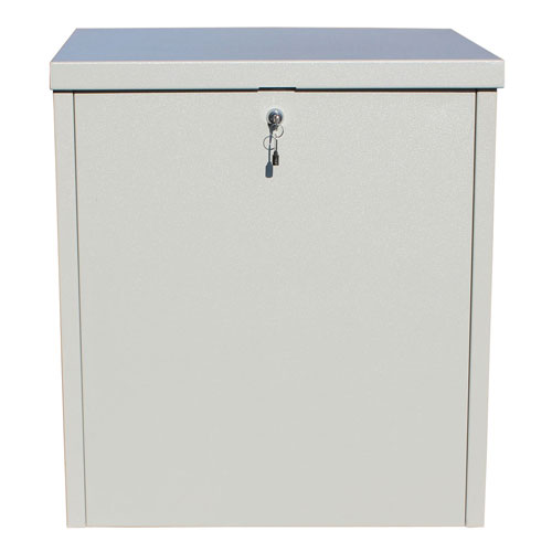 Parcelchest Gray Large Secure Delivery Box