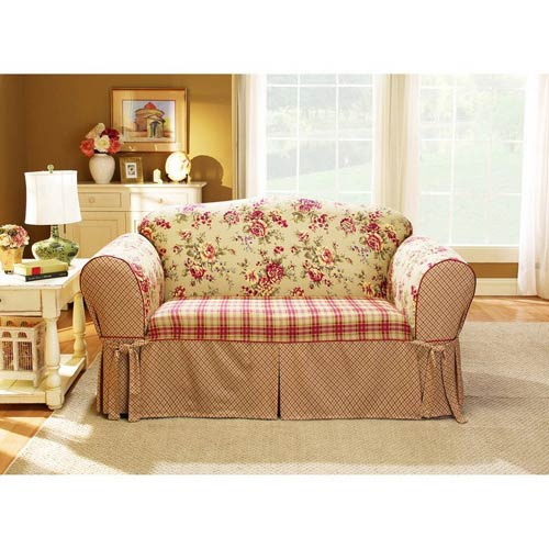 Sure Fit Multi Lexington Sofa Slipcover 47293284199 Bellacor