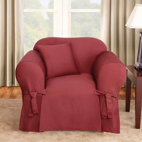 Paprika Logan Chair Slipcover