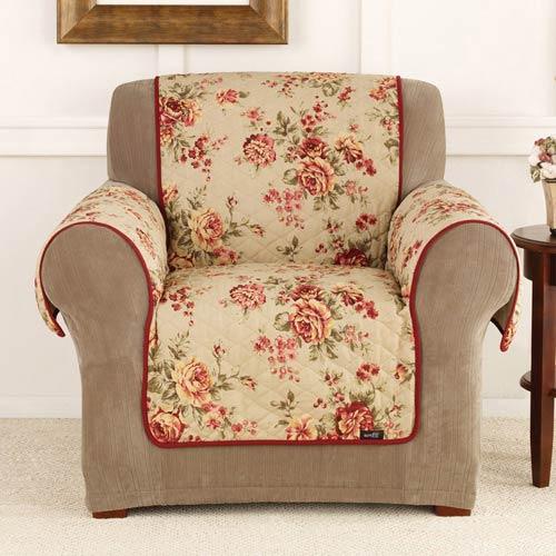 Sure Fit Lexington Floral Pet Chair Throw