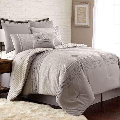 Pacific Coast Textiles Camila Queen Eight-Piece Comforter Set