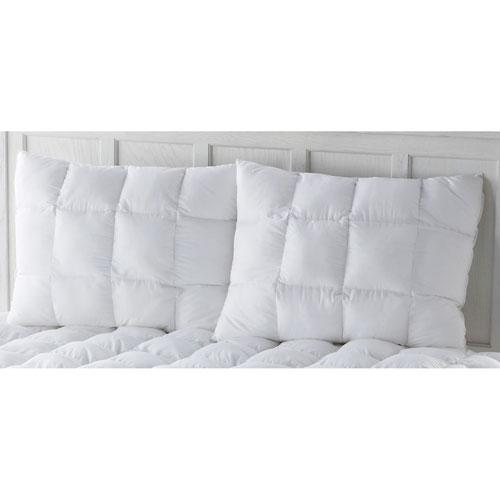 Magic Loft King Pillow, 2-Pack