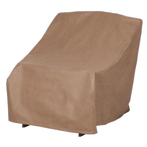 Essential Latte 32-Inch Patio Adirondack Chair Cover