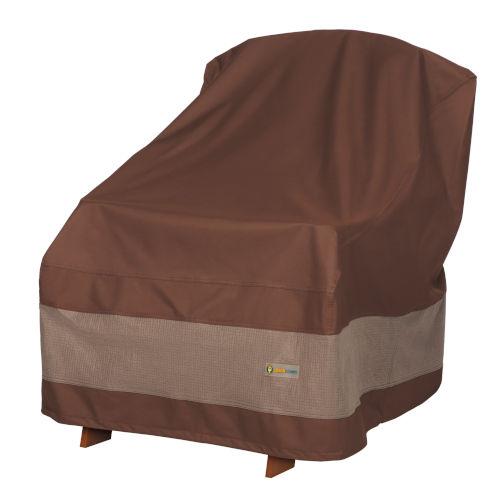 Ultimate Mocha Cappuccino 32-Inch Patio Adirondack Chair Cover