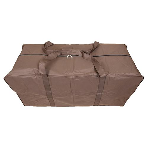 Ultimate Mocha Cappuccino 58 In. Cushion Storage Bag