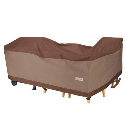 Ultimate Mocha Cappuccino 100-Inch General Purpose Furniture Cover