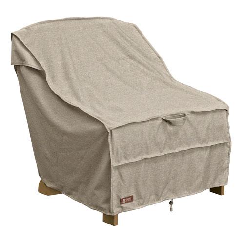 Elm Heather Grey Fade Safe Adirondack Patio Chair Cover