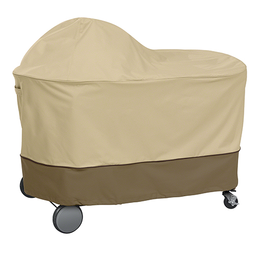 Ash Pebble Weber Summit Charcoal Grill Center Cover