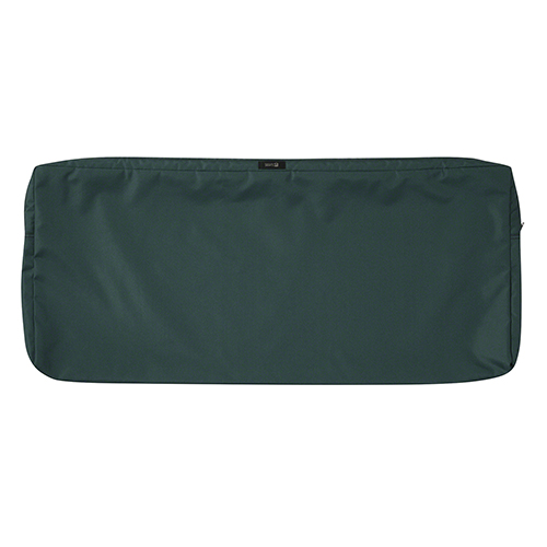 Maple Mallard Green 42 In. x 18 In. Patio Bench Settee Cushion Slip Cover