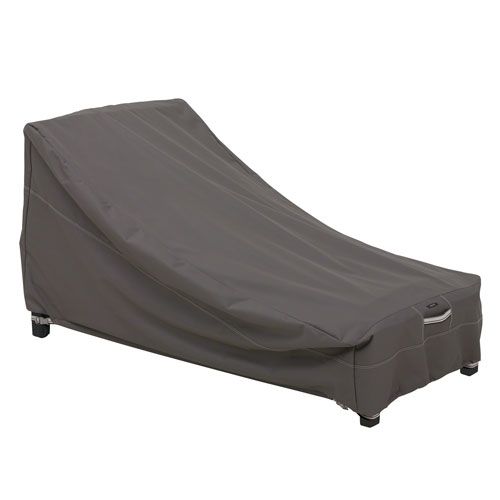 Patio Day Chaise Cover Taupe - Large
