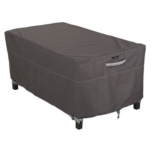 Classic Accessories Rectangular Coffee Table Taupe- 1 Size
