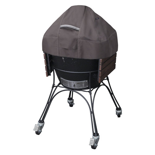 Ceramic Grill Dome Cover  Taupe- XL