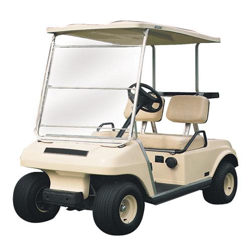 Cypress Standard Portable Golf Car Windshield