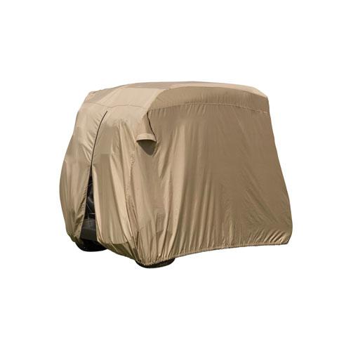 Cypress Tan Golf Car Easy-On Cover