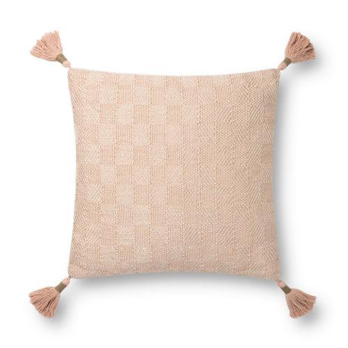 Champagne 18 x 18-Inch Machine Made Pillow