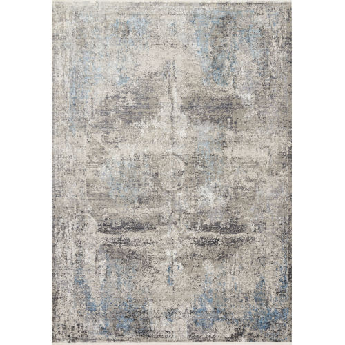 Franca Slate Sky Rectangular 11Ft. 6In. x 15Ft. 7In. Rug