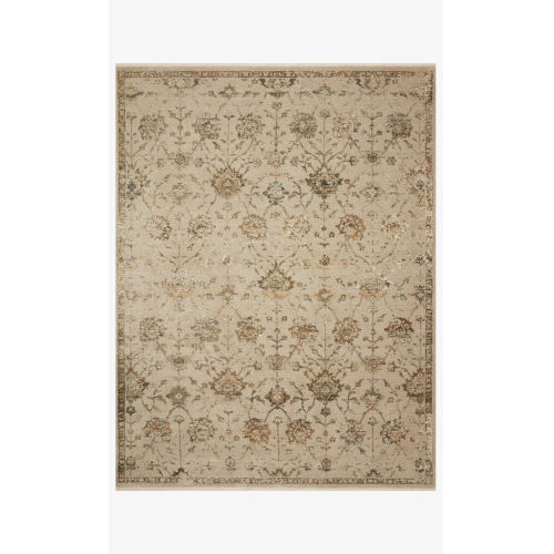 Giada Silver Sage Rectangle: 3 Ft. 7 In. x 5 Ft. 7 In. Rug