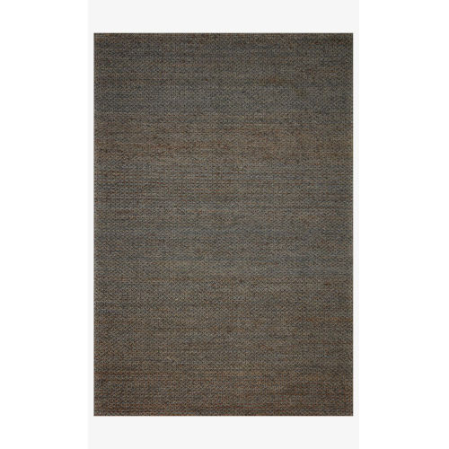 Lily Blue Rectangle: 7 Ft. 9 In. x 9 Ft. 9 In. Rug