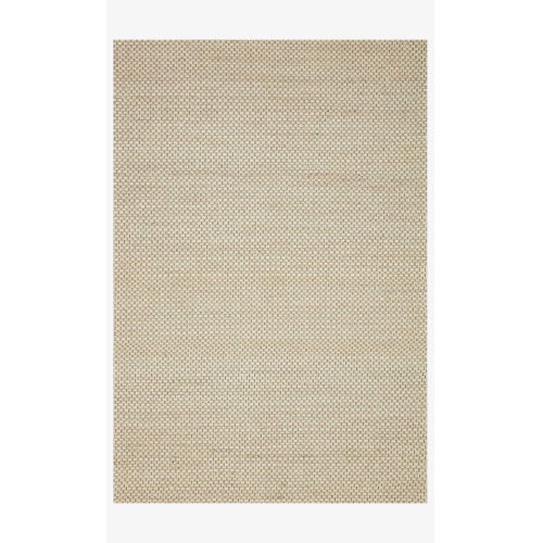 Lily Ivory Rectangle: 2 Ft. 3 In. x 3 Ft. 9 In. Rug