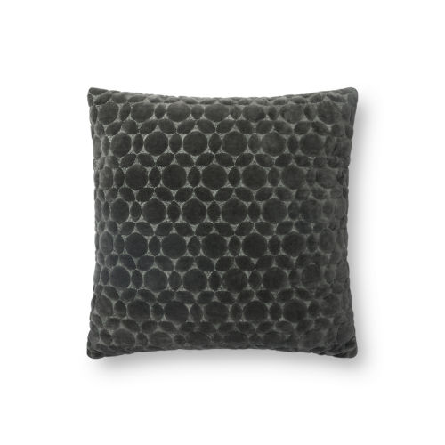 Storm 18In. x 18In. Pillow Cover with Poly Fill