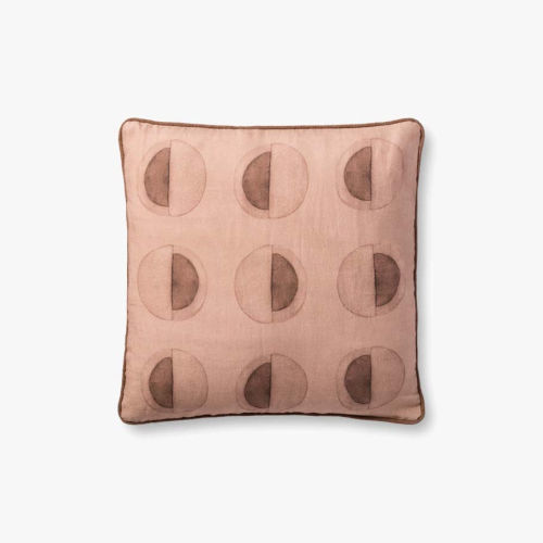 Pink 18 In. x 18 In. Pillow