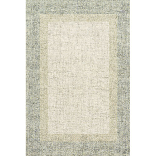 Rosina Olive 2 Ft. 6 In. x 7 Ft. 6 In. Hand Tufted Rug