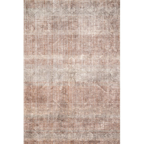 Rumi Clay Stone Rectangle: 3 Ft. 6 In. x 5 Ft. 6 In. Rug