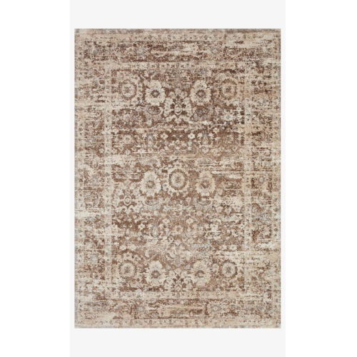 Theory Mocha and Natural Runner: 2 Ft. 7 In. x 13 Ft.
