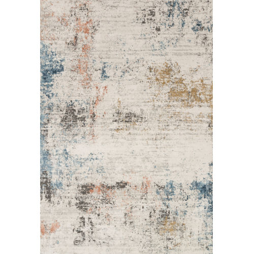 Alchemy Multicolor 2 Ft. 8 In. x 7 Ft. 6 In. Rectangular Rug
