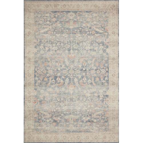 Hathaway Denim Multicolor Rug